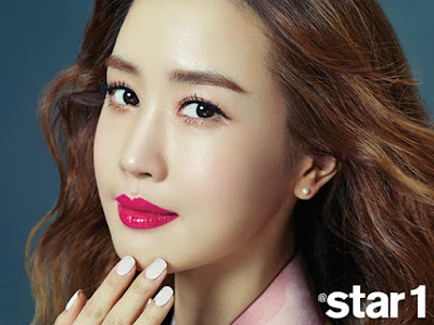 Lee Da Hae - @Star1 Magazine January Issue 2016