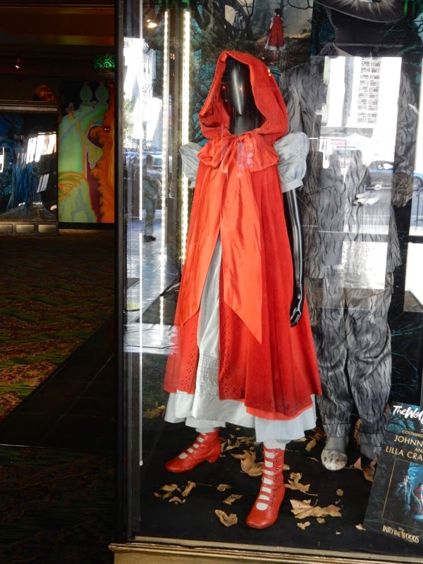 Little Red Riding Hood Into the Woods movie costume