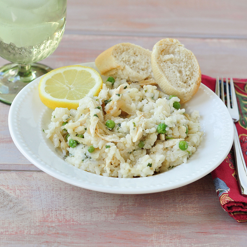 Risotto With Chicken And Caramelized Onions Recipes — Dishmaps