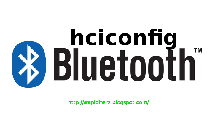 hciconfig bluetooth configuration spoofing