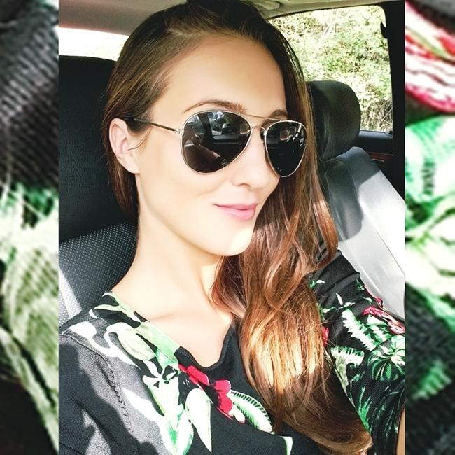 Jelena Zivanovic Instagram @lelazivanovic.Glam fab week.