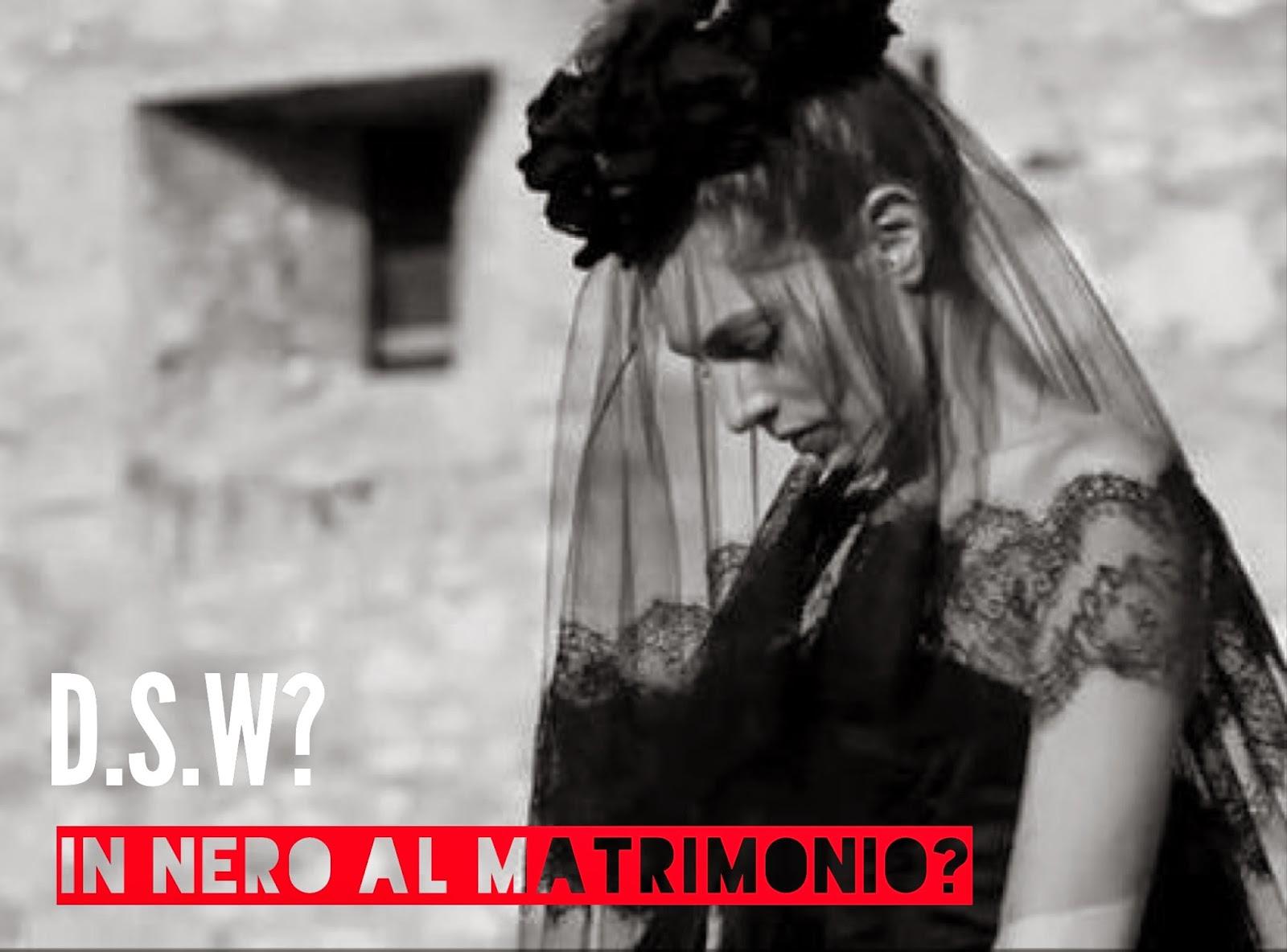 Al Matrimonio In Nero : La quinta fetta di torta