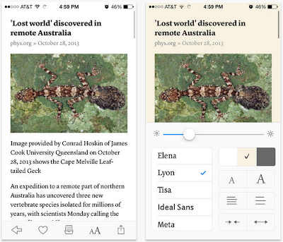 Instapaper goes free as Apple s App of the Week