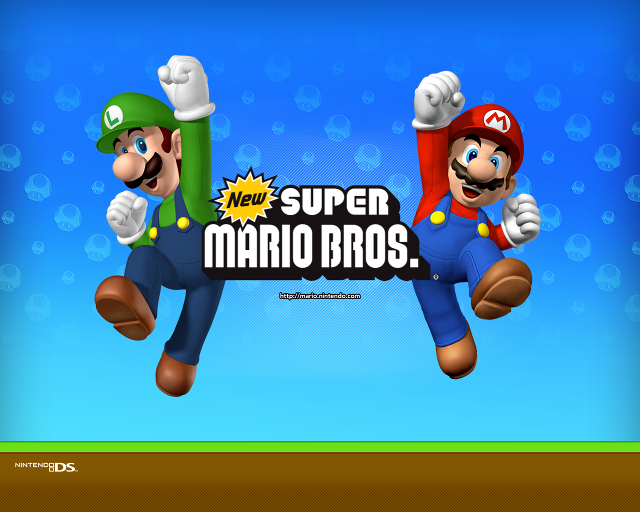 Super Mario HD & Widescreen Wallpaper 0.368978764352086