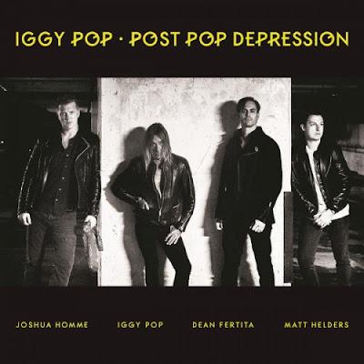 """IGGY POP """"Gardenia"""""""