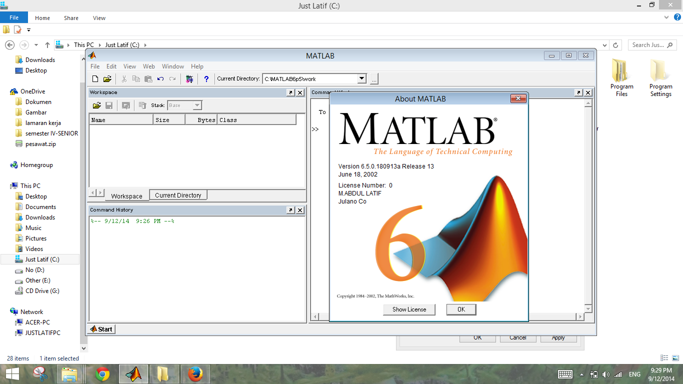 download crack for matlab 2014a free full version