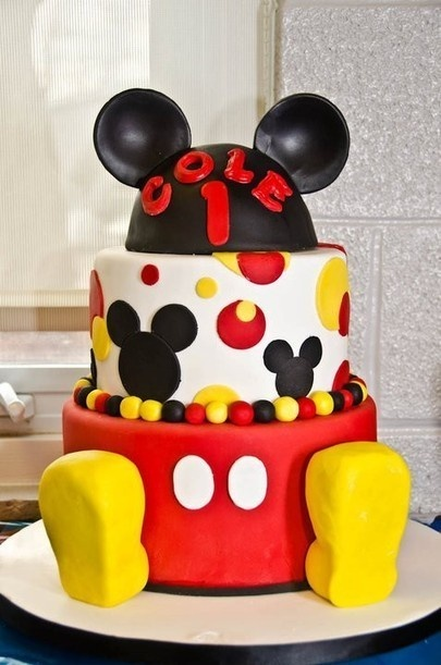 Mickey Mouse - Decoración de Fiestas Infantiles : Fiestas y todo ...