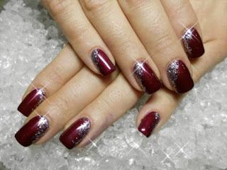 Tags Nail Art Design Polish Colours Bridal Winter Fashion Things