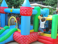 inflable castell
