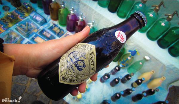 garrafa antiga de coca cola - vintage - decoração retro