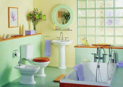Simple Bathroom Decoration Color Idea3