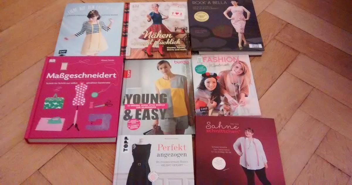Runzelfüßchen: Werbung: Nähbücher für Frauen mit Schnittmuster - mit ...