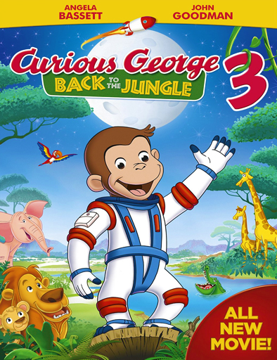 Ver Jorge el curioso 3: Vuelta a la jungla (2015) Online