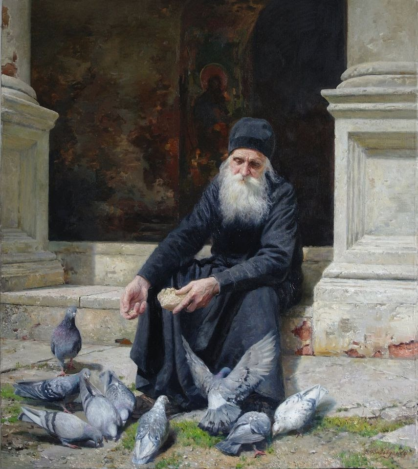Vladimir Davidenko Monk
