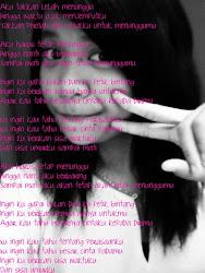 elnina bdax kenit ngee!! :)