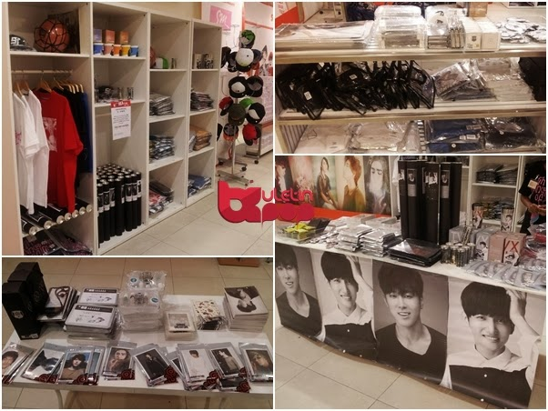 smtown exhibition isetan klcc goodies