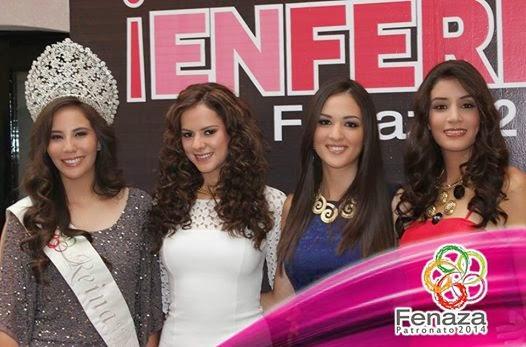 reina fenaza 2014