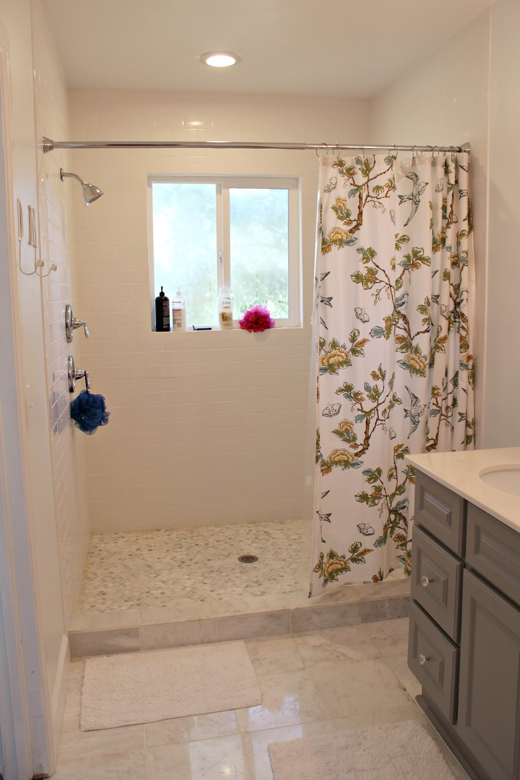 Remarkable Small Bathroom Walk-In Shower with Window 1067 x 1600 · 206 kB · jpeg