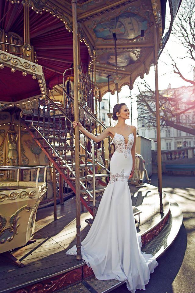 Divinos vestidos de novias | Colección Dimitrius Dalia