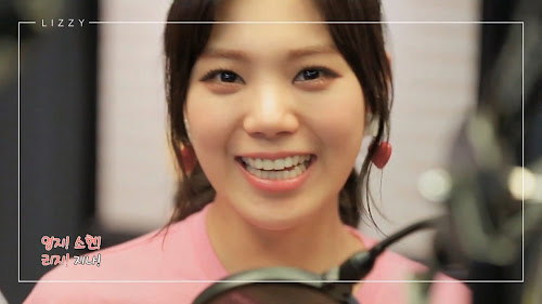 Chamsonyeo Lizzy Magic Words