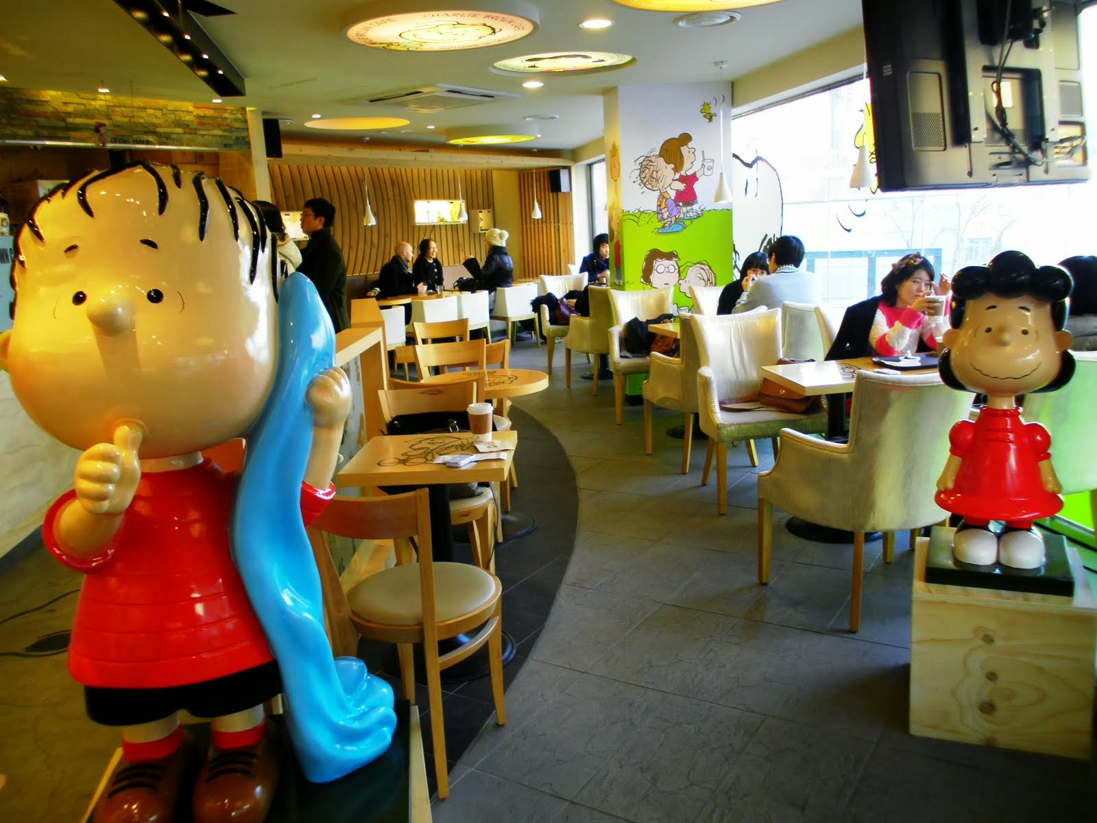 South Korea's Best Themed Cafes |Seoul Searching