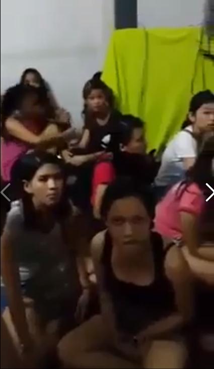 Gadis Melayu Yang Ditahan Dalam Parti Dadah Di Penang