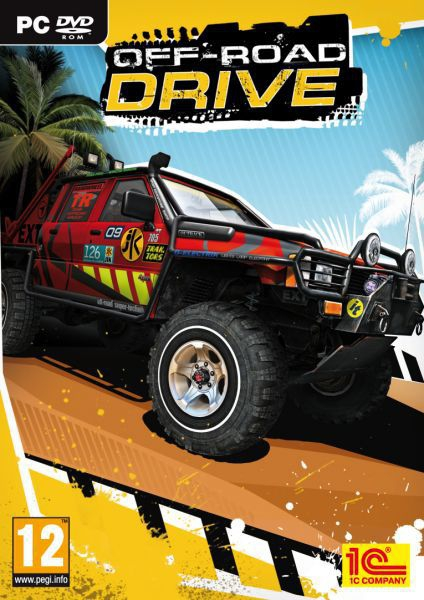 Off Road Drive 2011 [PC Full] Skidrow [Ingles] DVD5 Descargar