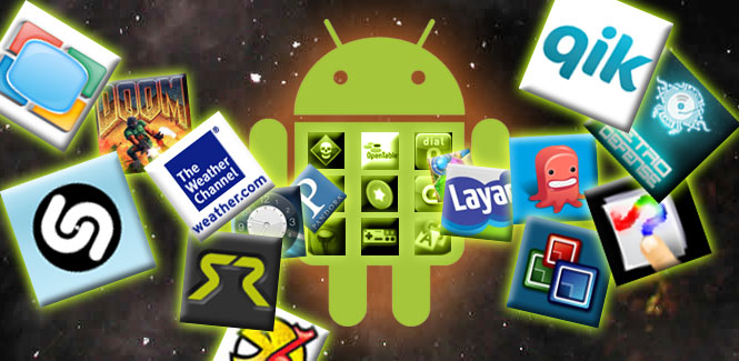 top android apps list