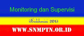 Supervisi Bidikmisi 2013