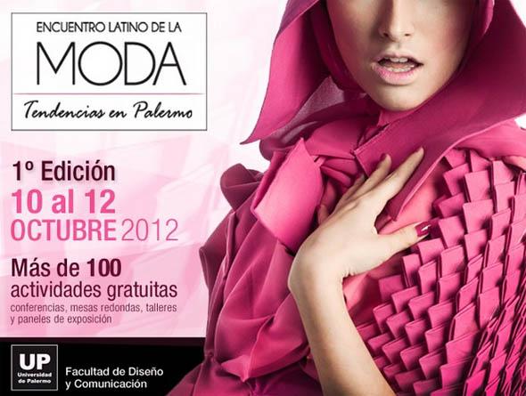 Encuentro Latino de Moda Tendencias en Palermo Primera Edición