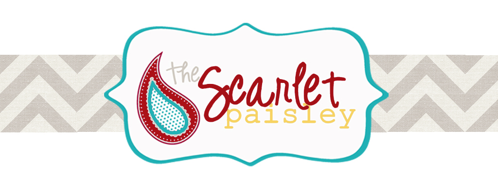 The Scarlet Paisley
