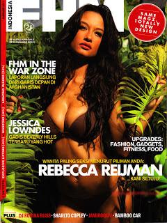 Rebecca Reijman hot