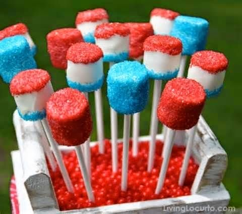 Fourth of July Food-Spiration