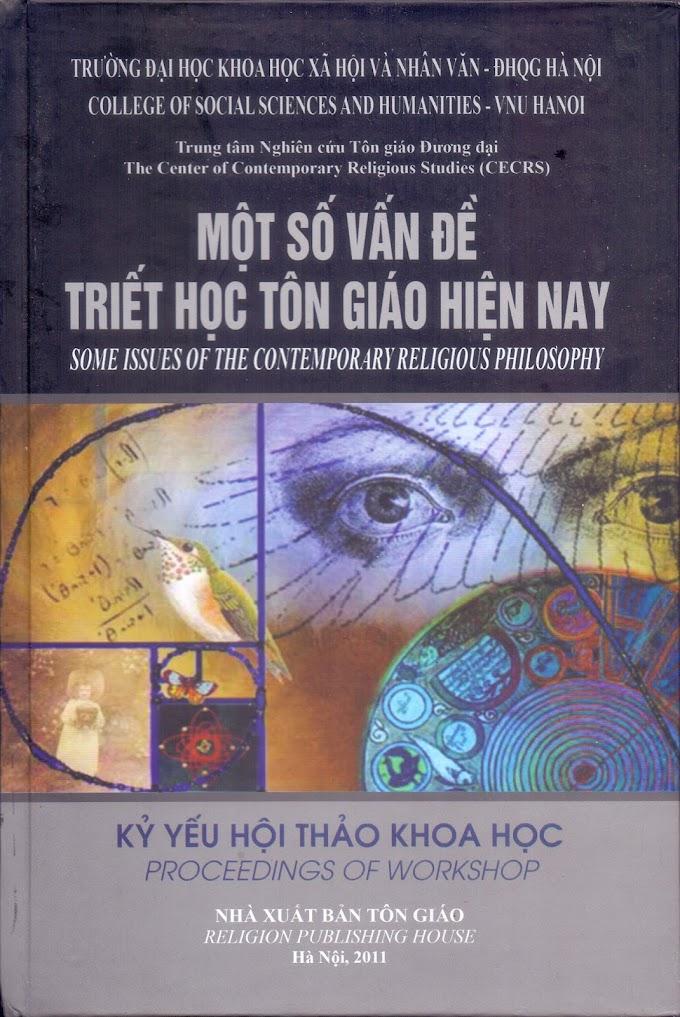 Phạm Thái Viêt - Triết học và tôn giáo