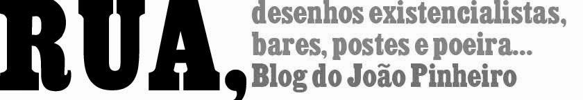 RUAS, POSTES E POEIRA...