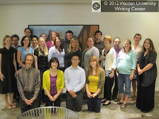 Writing Center staff