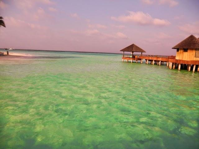 Мальдивы-Иру-Фуши