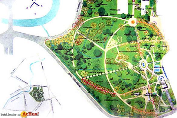 paisajismo, pueblos y jardines: una opinión sobre el jardín