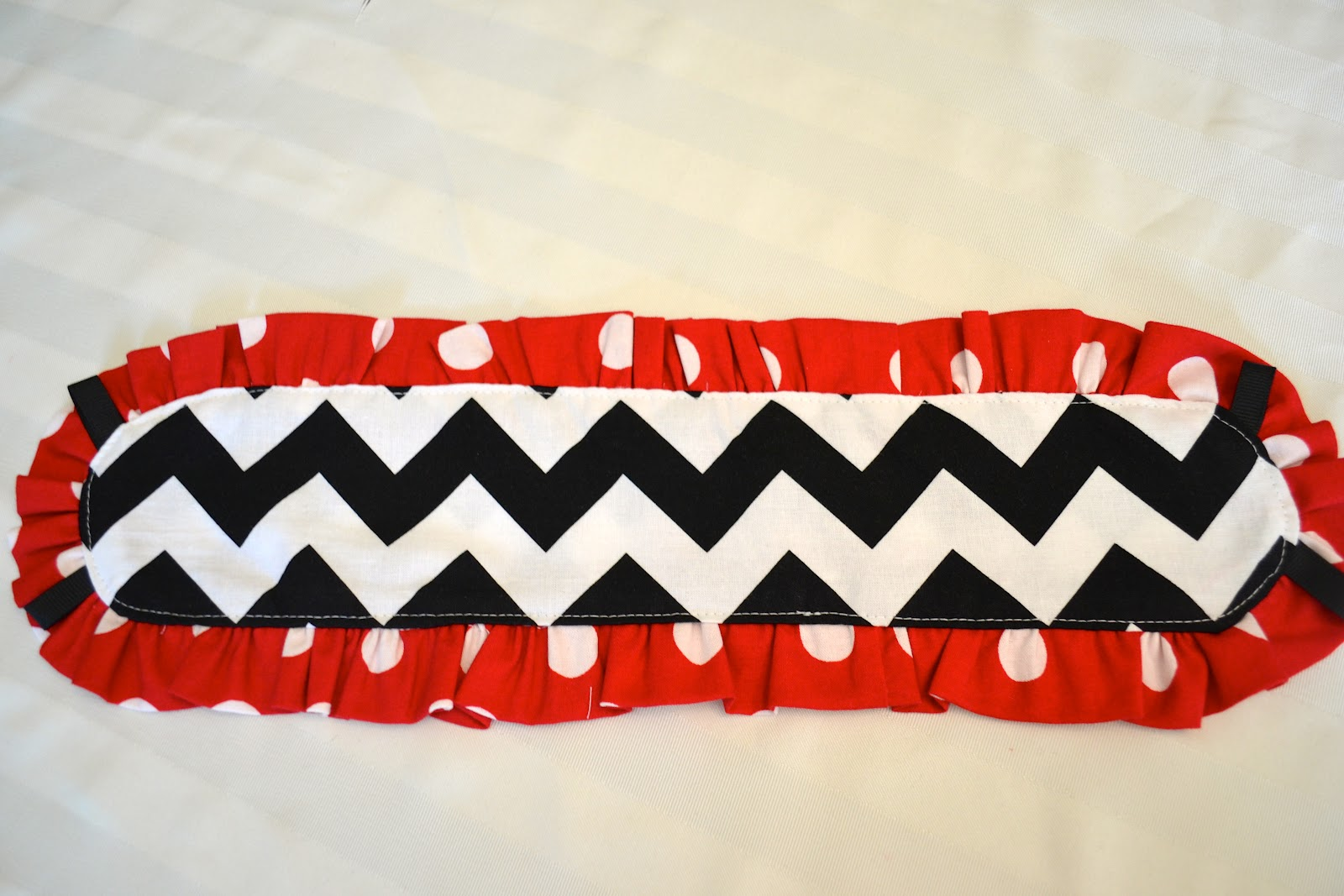 how to make a sash belt without sewing