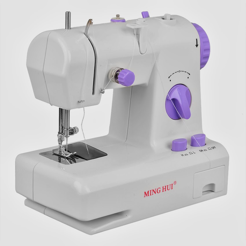 Weng Zaballa: Portable Sewing Machine On Sale on lazada.com.ph