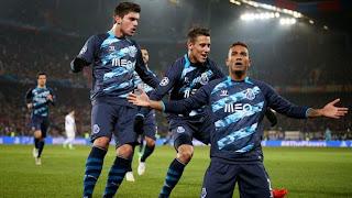 Foot - C1 - FC Porto - FC Bâle : 4-0
