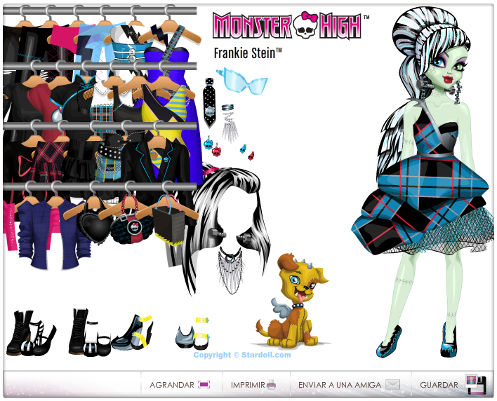 Trucos Stardoll Ecas Ocultas Monster High