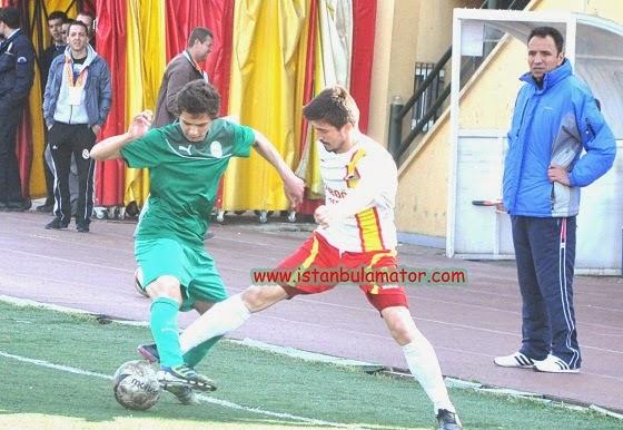 ÇATALCA RESMEN PLAY OFFTA: 4-0