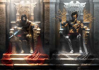 nocd для prince of persia - the two thrones: