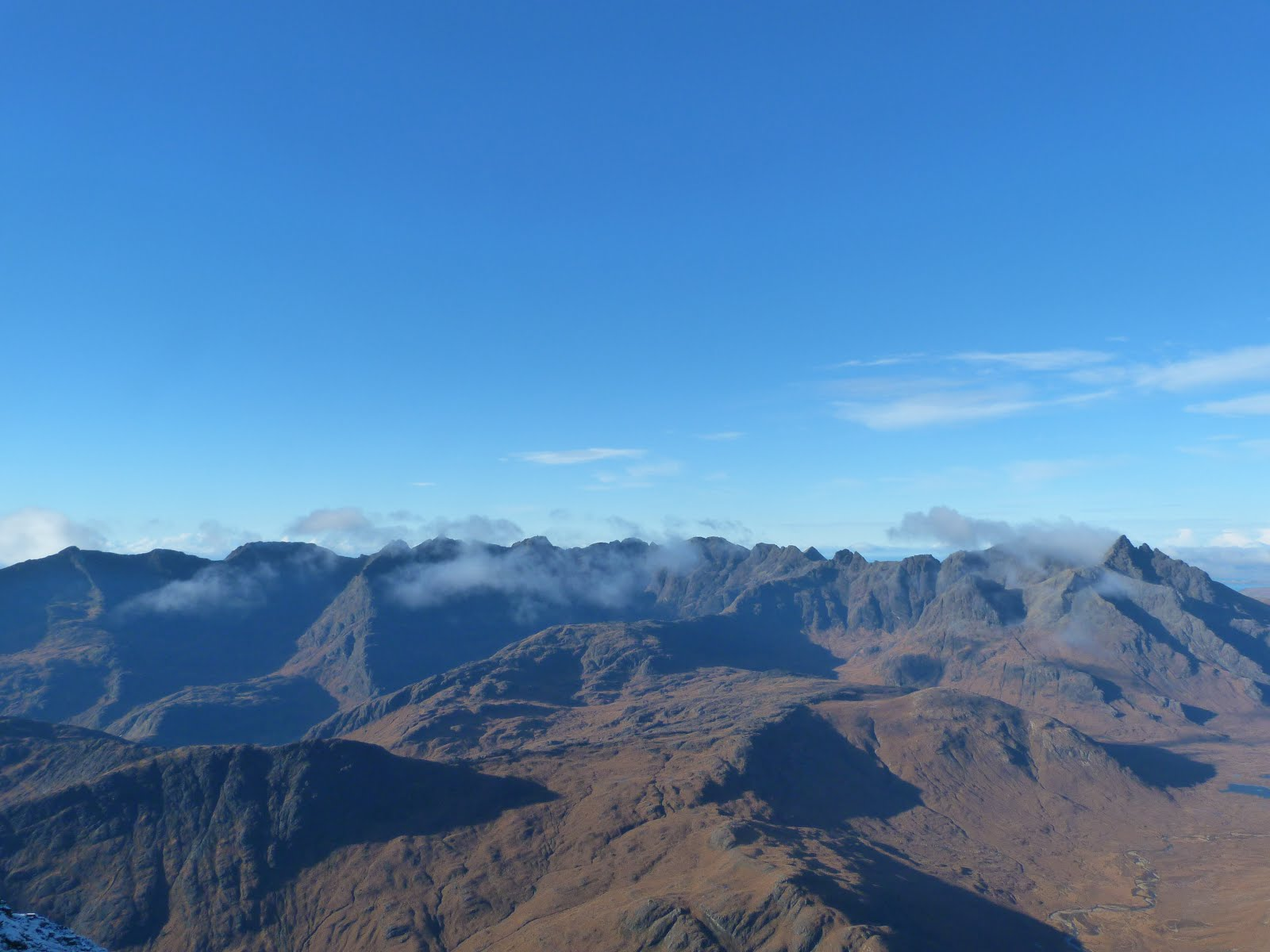 Isle of Skye (Cuillin mountains)
