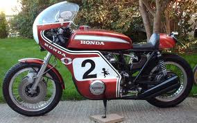 Honda CB Touring Keren