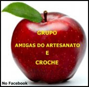 Grupo Amigas do artesanto e croche do Facebook