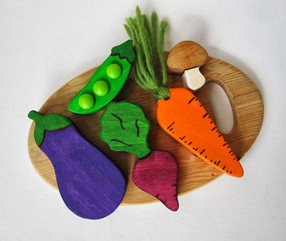 Deco Handmade: Juguetes de madera Imagination Kids