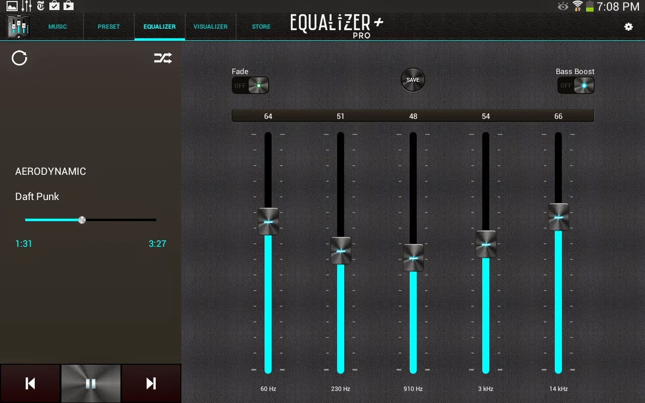 Equalizer + Pro (Music Player) v1.1.2