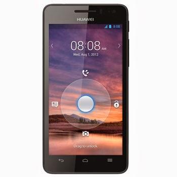 Huawei Ascend Honor 2 G615 Noir smartphone 4.5 pouces